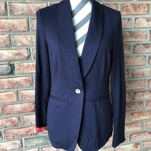 Hatley Perfect Fit Blazer in Navy